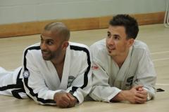 Training by Master Jedut VIII